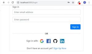 How to Build Spring Boot User Registration and OAuth2 Social login with Facebook, Google, LinkedIn, and Github – Part 1