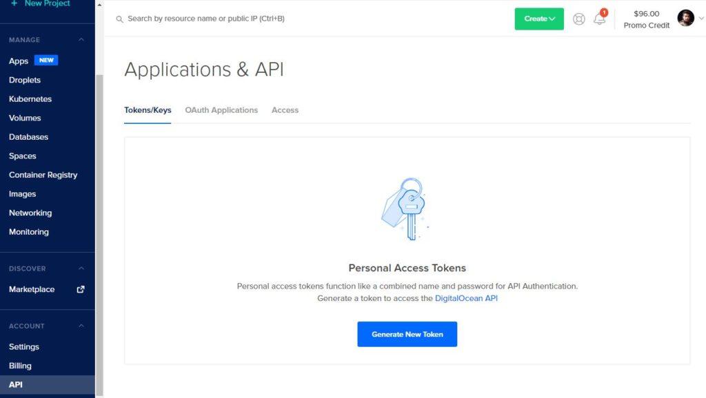 API Access Token