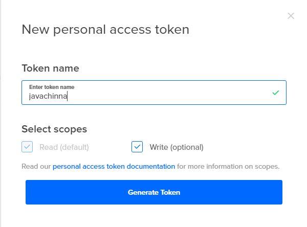 Create Access Token
